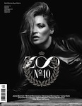 Zoo Magazine is a globally-oriented quarterly style title for women and men, focusing on German/English readers. Founded in 2003, Zoo is an inspirational platform that targets photography, fashion and everything to do with it, such as music, cinema, art, interior design and architecture. The intelligent and cutting-edge approach of Zoo sets the magazine apart from the mainstream, highlighting avant-gardist personalities and themes in an extraordinary, eccentric way.