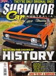 Survivor Car Australia is a new and exciting full colour perfect bound high quality magazine published quarterly focusing on a section of the car fraternity that has been slowly emerging and capturing people's attention and interest. We are passionate about Survivor cars and are convinced that these cars are now due the recognition that they deserve. Many have told us it's been a long time coming!